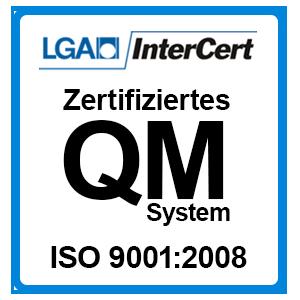 Logo ISO 9001-2008