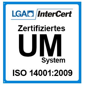 Logo ISO 14001-2009
